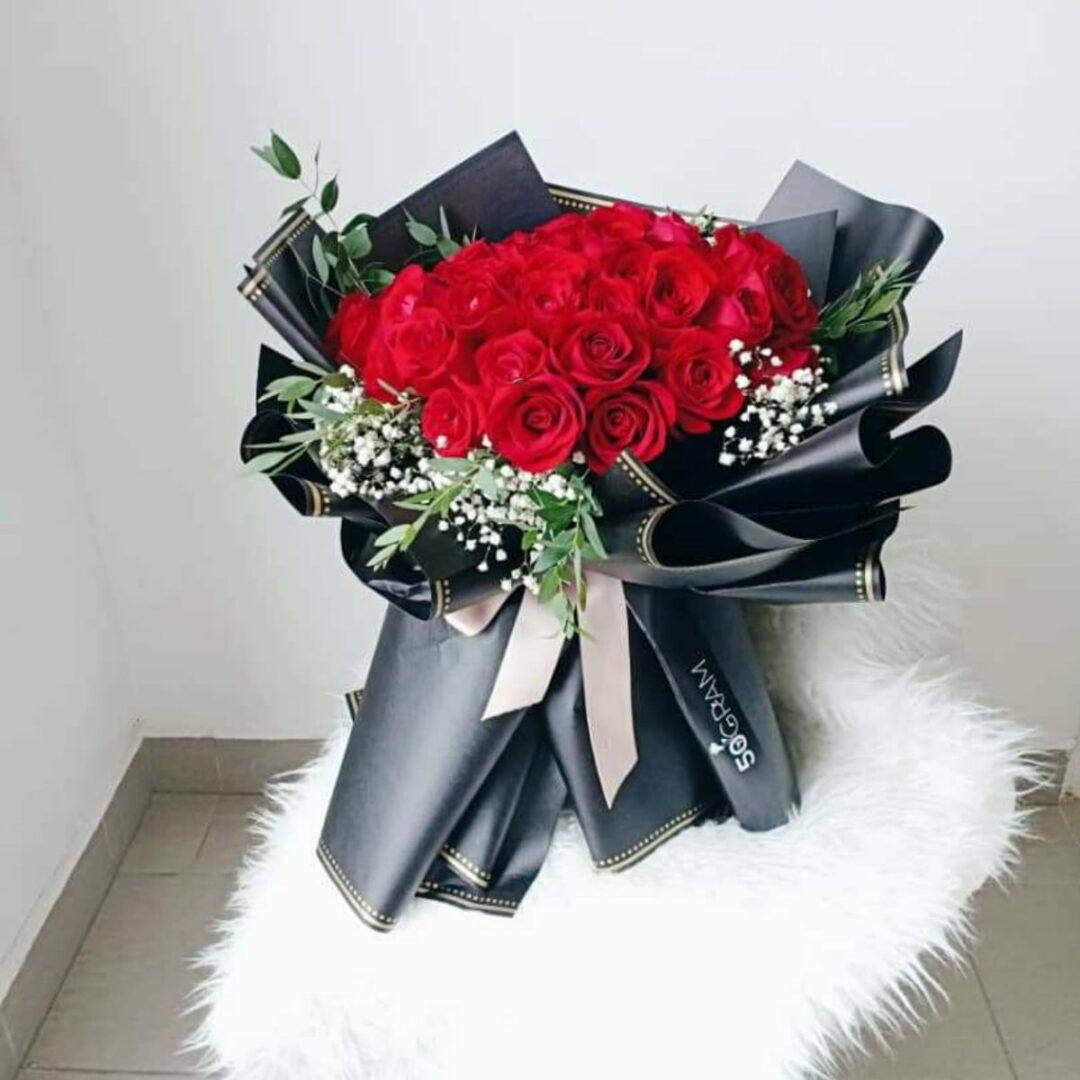 Luxuriante 55 Roses