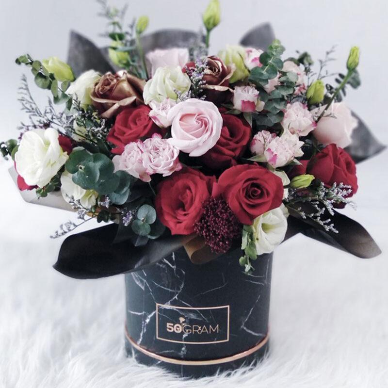 Monica Flower box