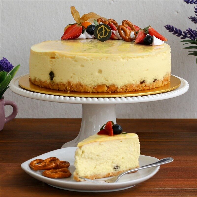 New York Cheesecake New 1