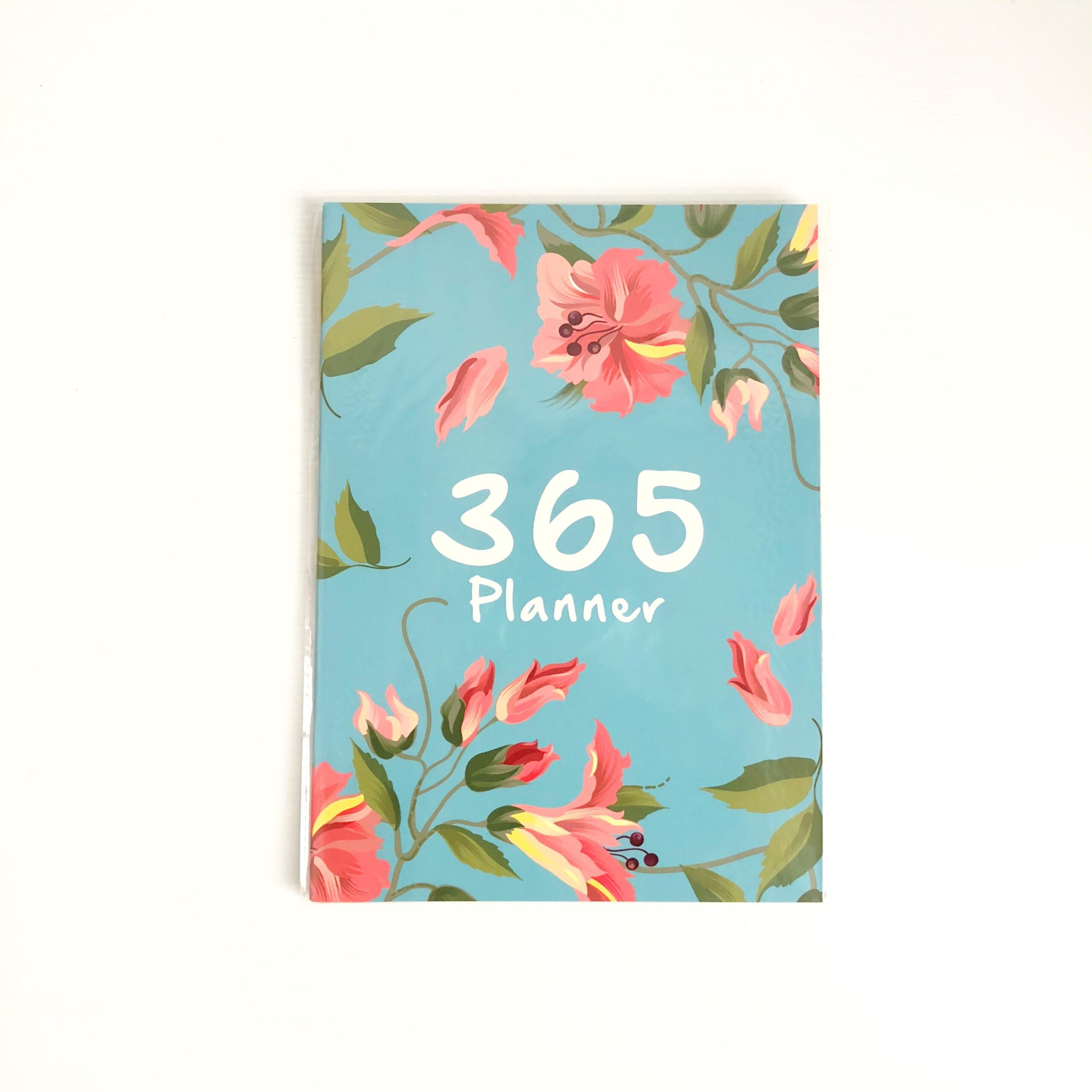 365 A4 Planner blue scaled