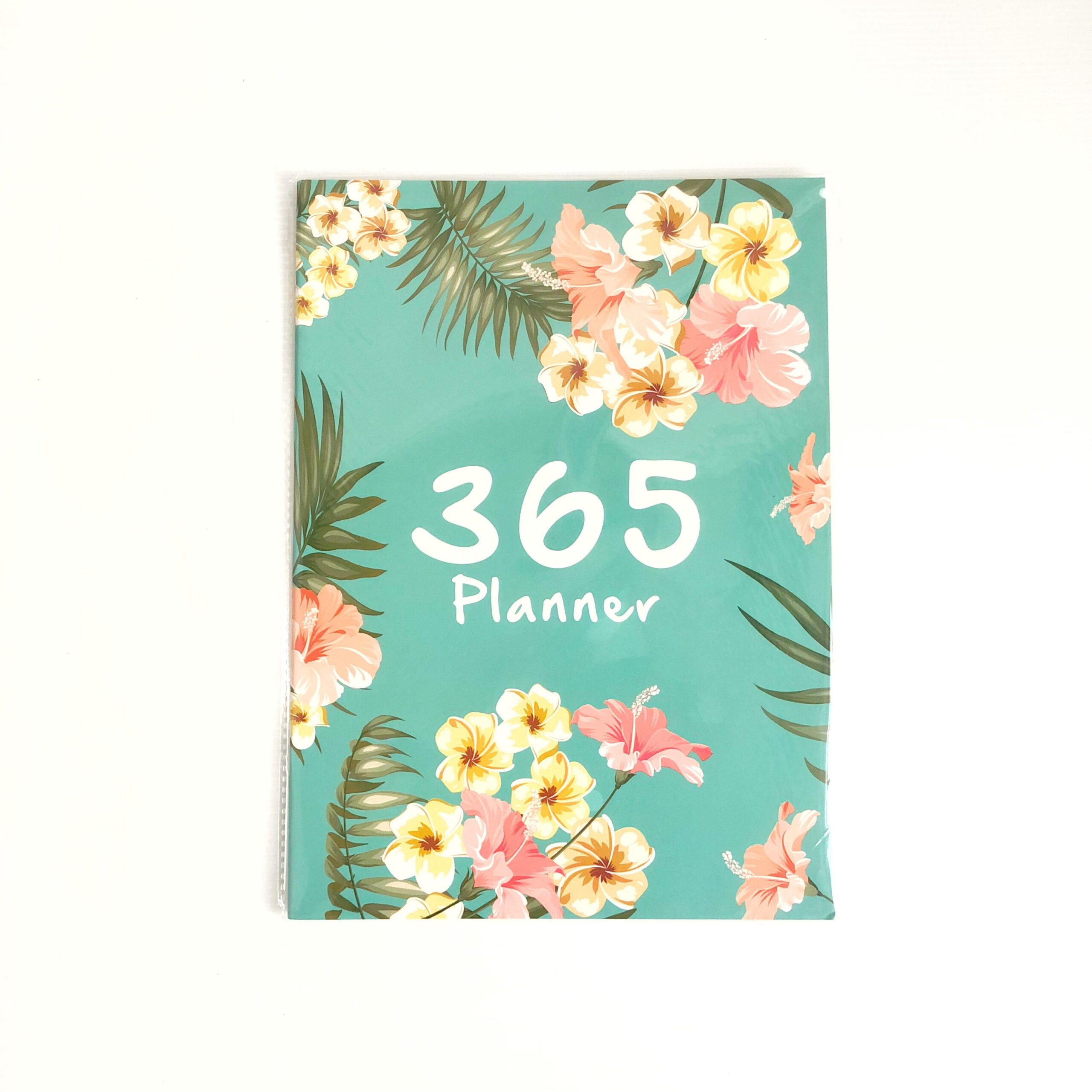 365 A4 Planner green scaled