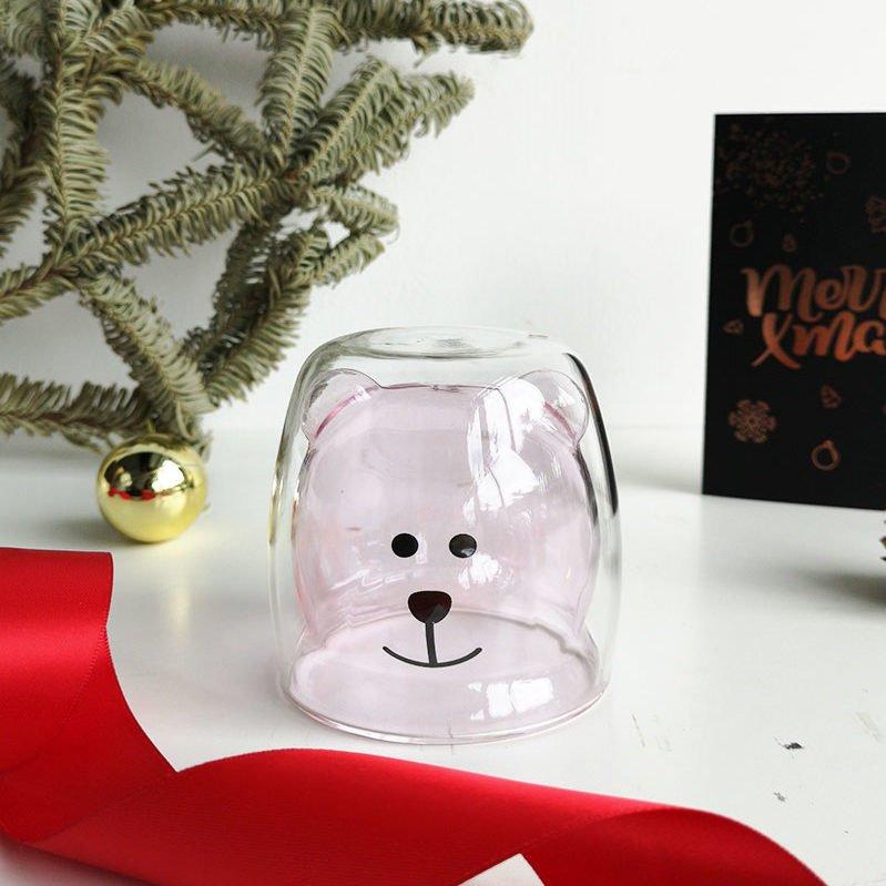 Bear Glass Pink 1 e1586455772474