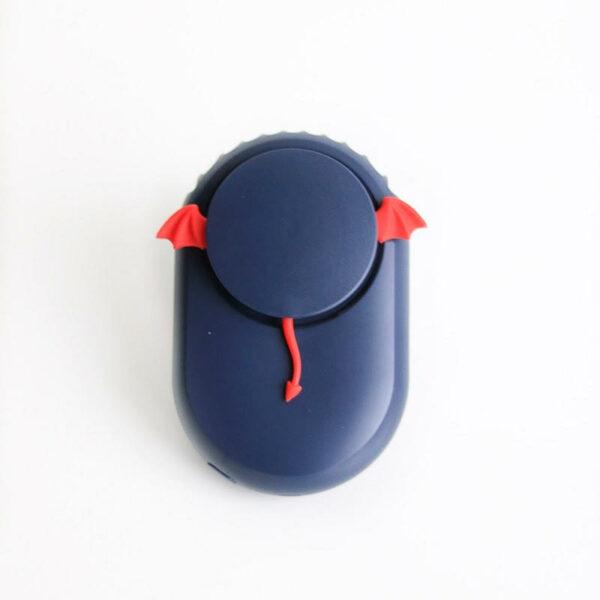 Mini Portable Fan (blue)