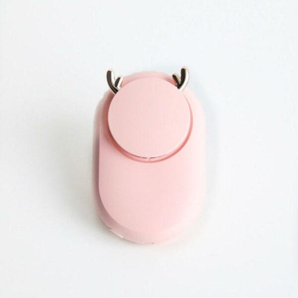 Mini Portable Fan (pink)