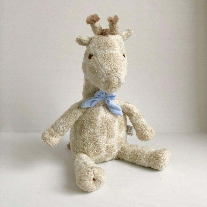 Not Very Tall Giraffe Plush – 35cm scaled