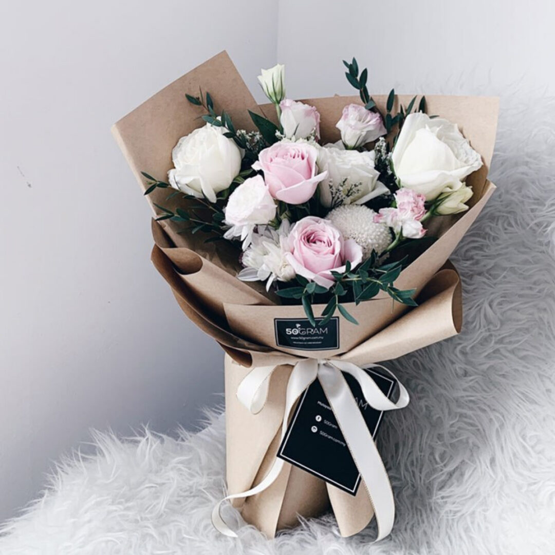 sweet heart flower