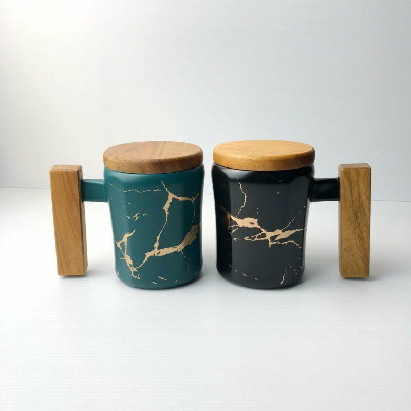 Wooden Handle Marbled Mug both 2 scaled