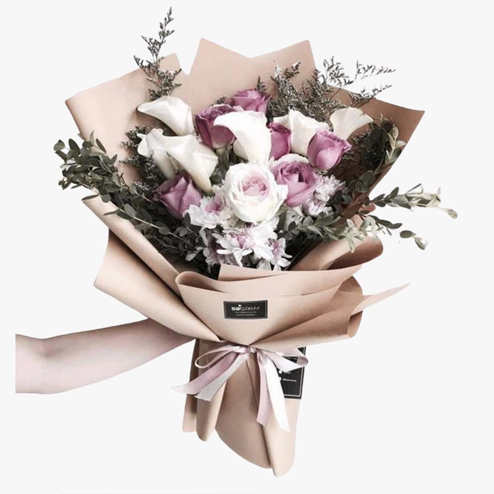 blush lilies 2020