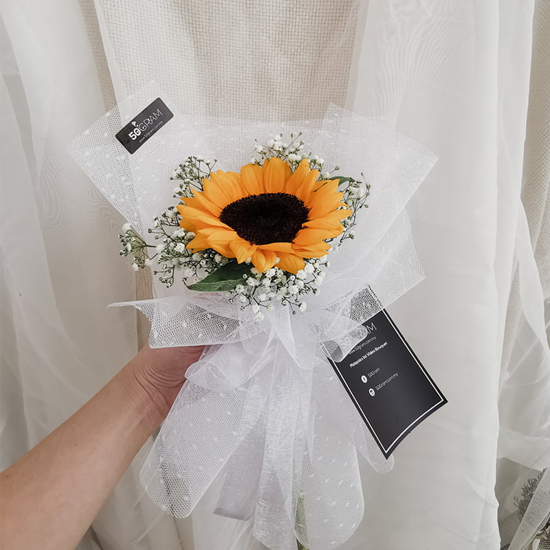 sunflower special white
