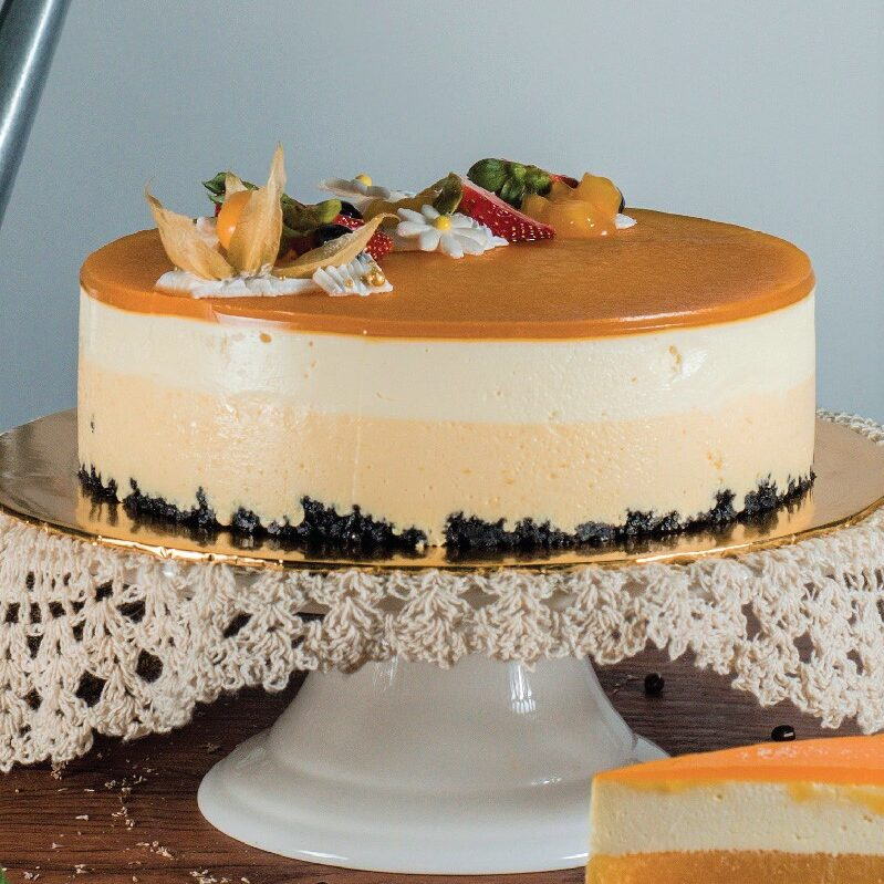 Mango Jelly Cheesecake e1593061144271