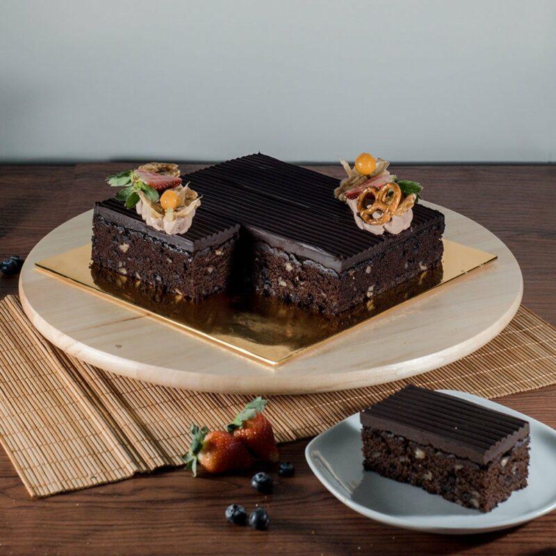 choco brownie cake 3