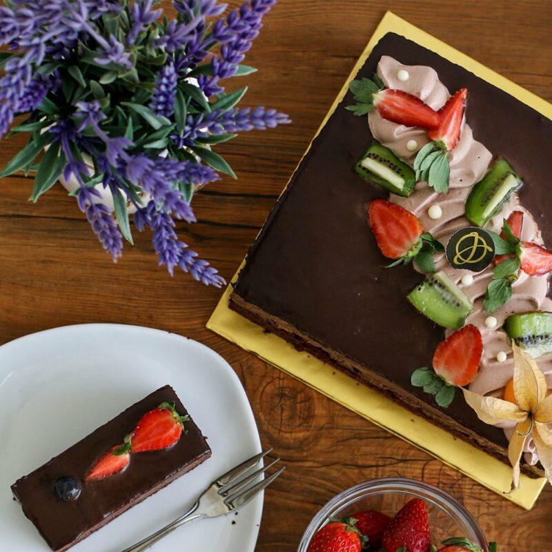 mocha cake 3