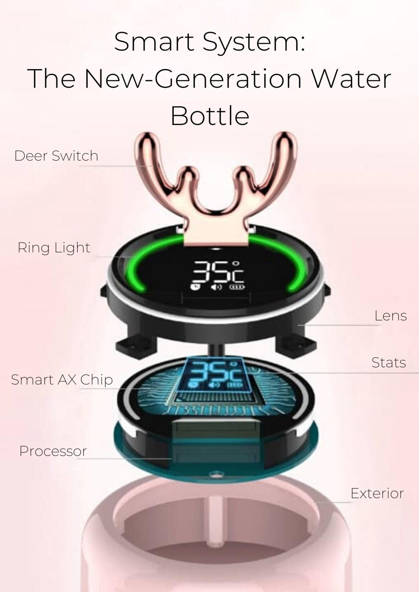 Deer Dear Smart Bottle 3