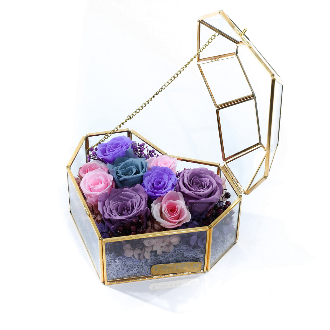 Purple love box 2