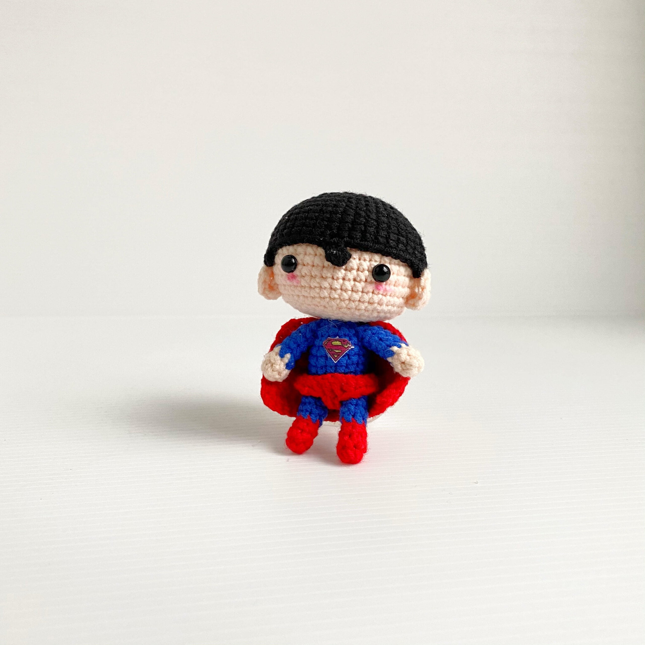 Superman Crochet scaled