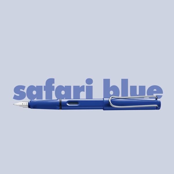 lamy blue