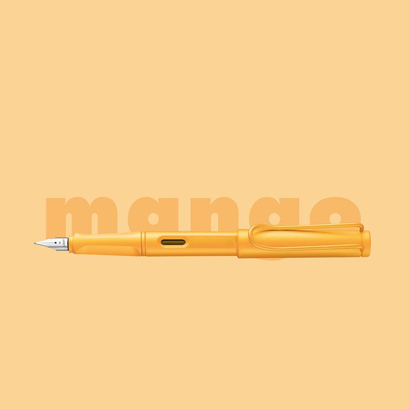 lamy safari mango