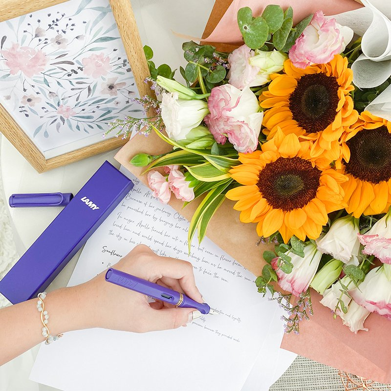 violet bundle