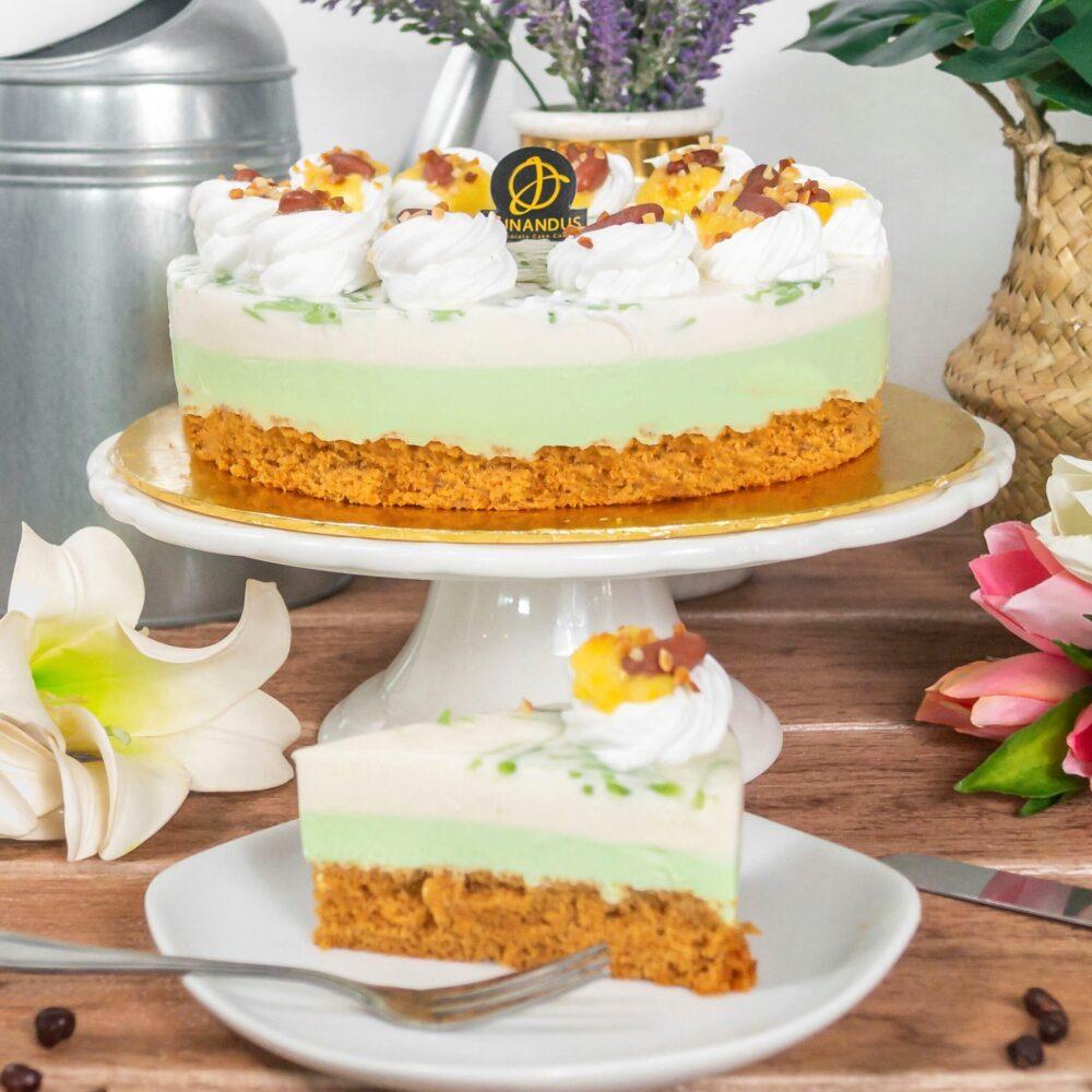 cendol cake front shot cropped e1594378904742