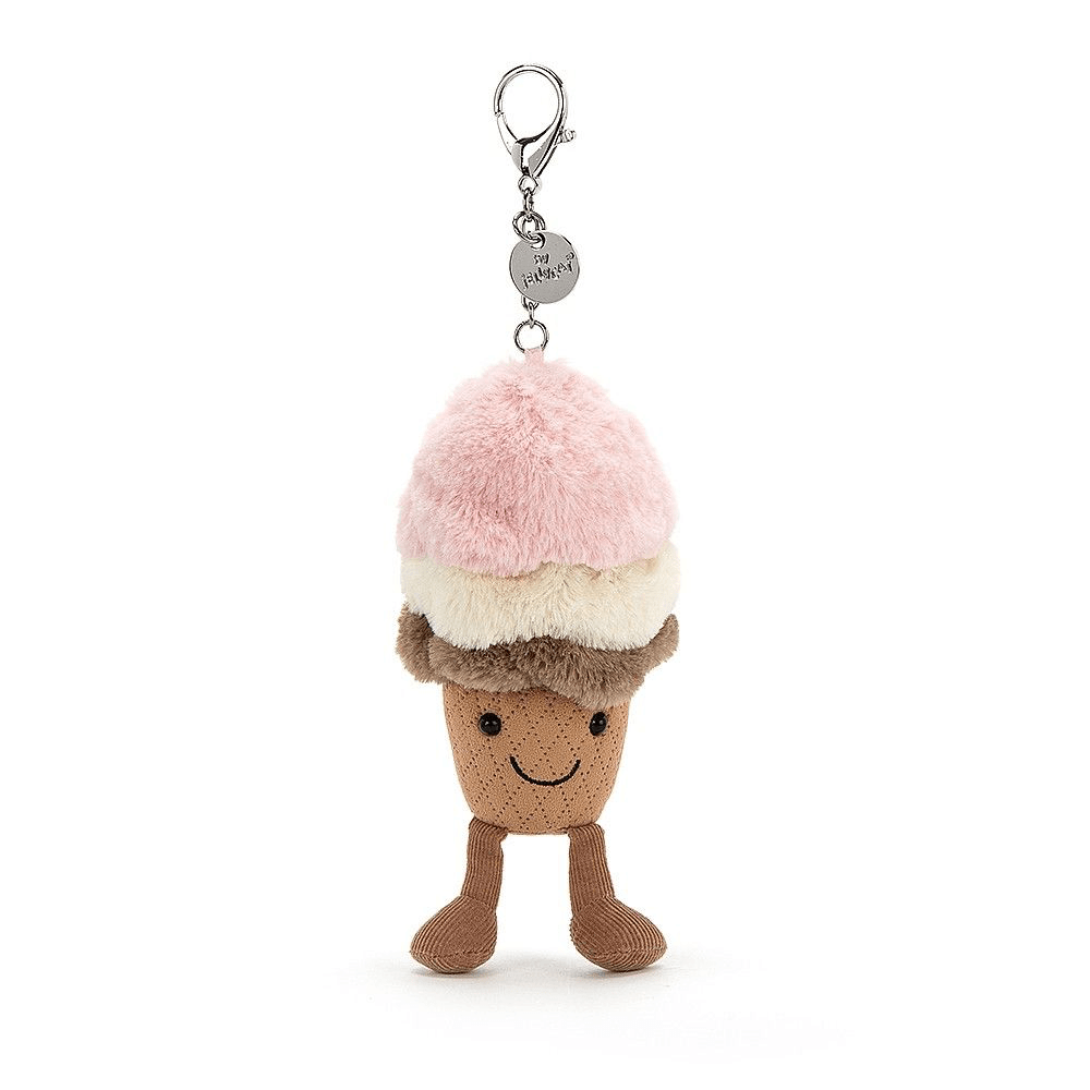 Amuseable Ice Cream Bag Charm 1