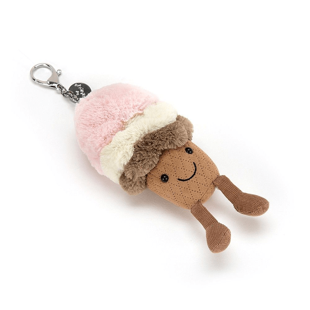 Amuseable Ice Cream Bag Charm 2