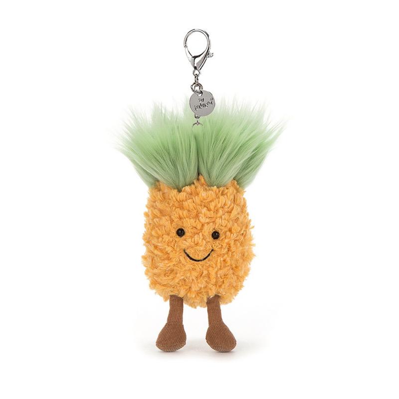 Amuseable Pineapple Bag Charm