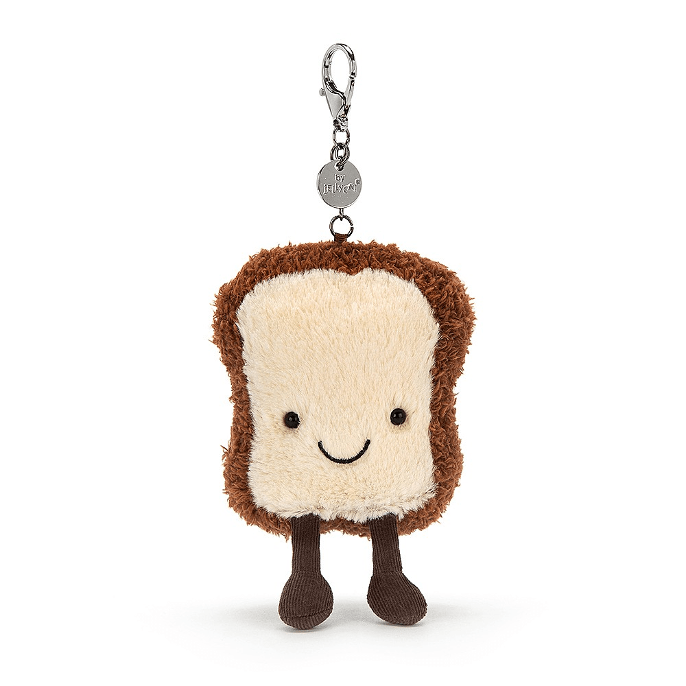 Amuseable Toast Bag Charm 1