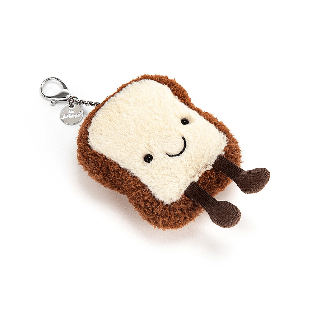 Amuseable Toast Bag Charm 2