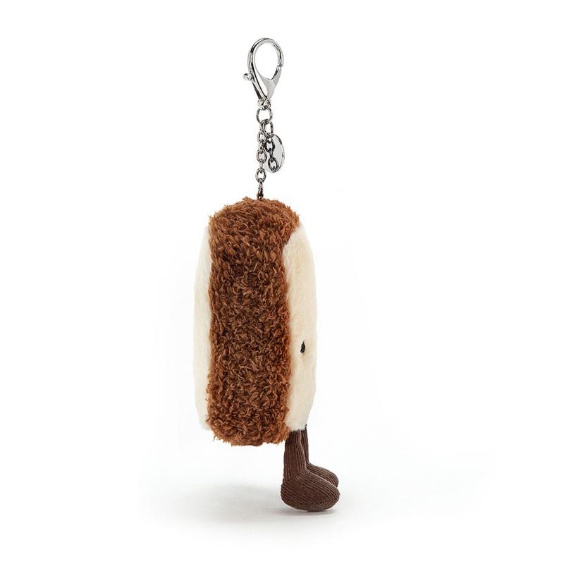 Amuseable Toast Bag Charm 3