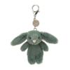 Bashful Forest Bunny Bag Charm 1