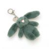 Bashful Forest Bunny Bag Charm 2