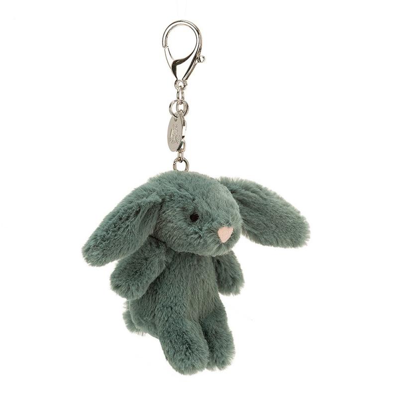 Bashful Forest Bunny Bag Charm 4