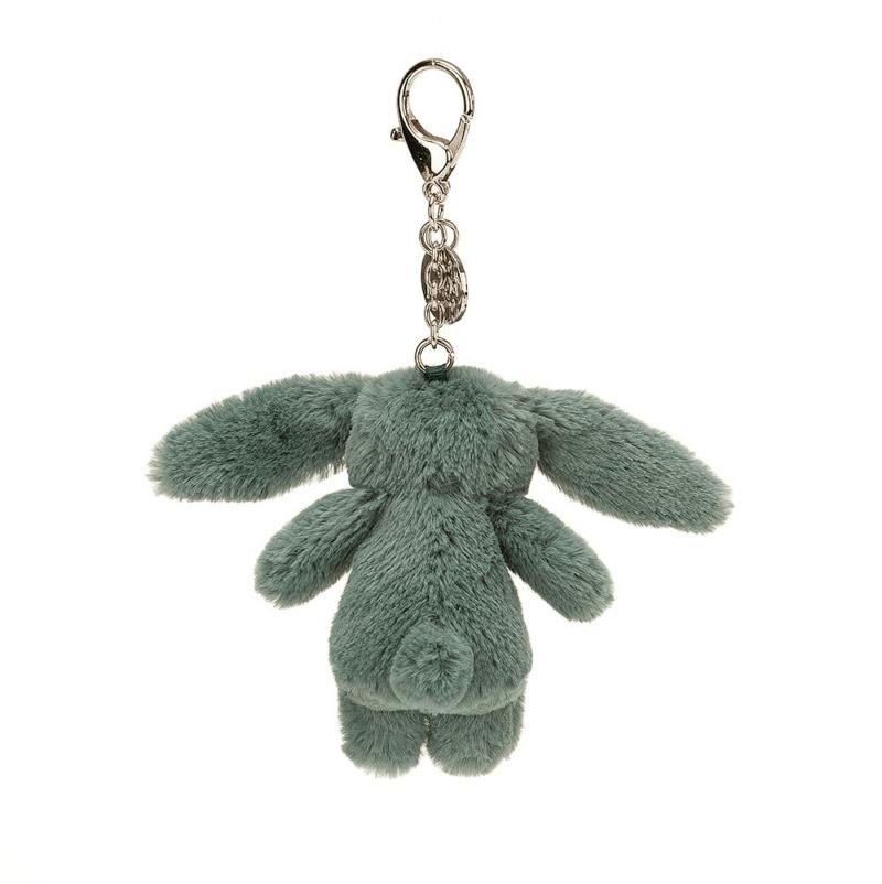 Bashful Forest Bunny Bag Charm 5