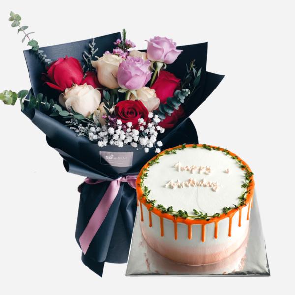 Evermore cake