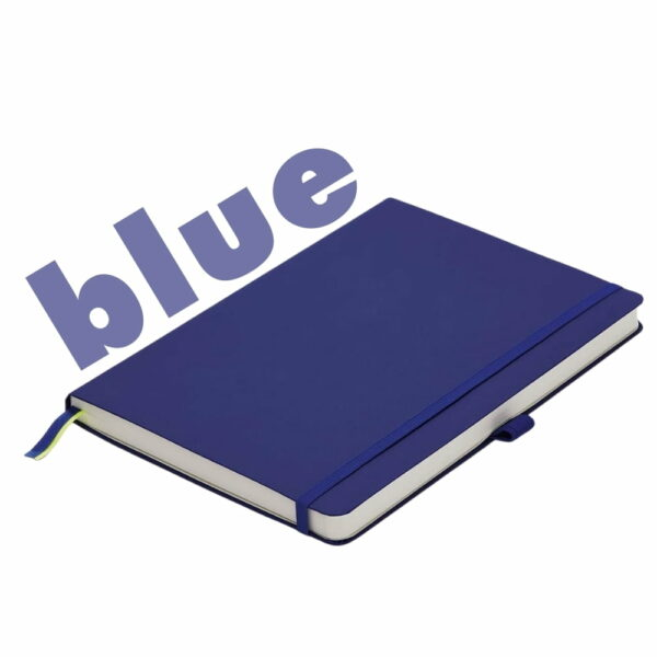 Notebook-blue