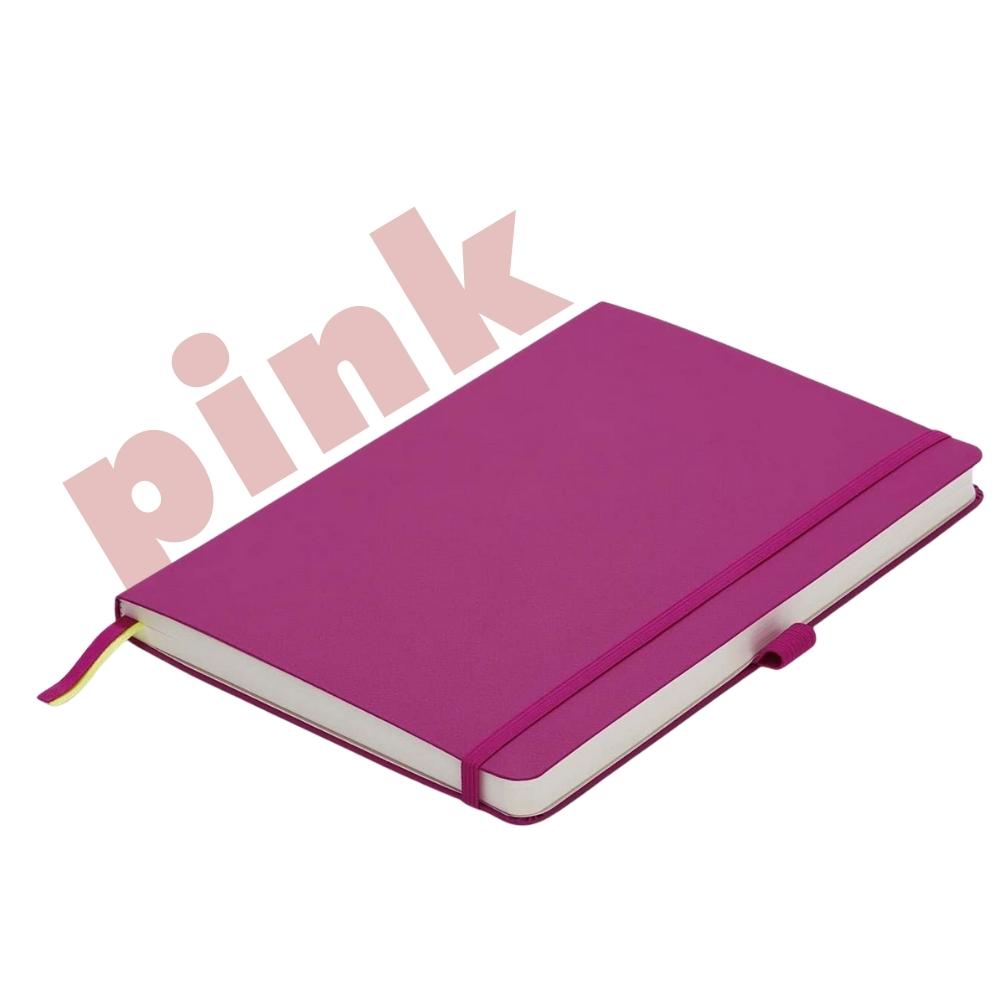 Notebook pink