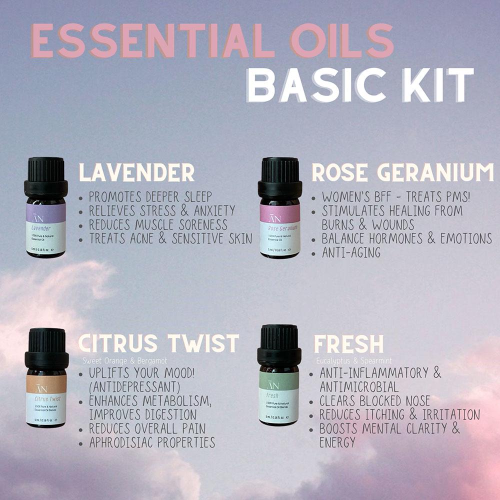 an essential oil