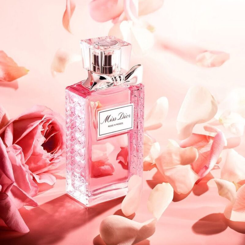 Miss Dior Rose n Roses Perfume 100ml.