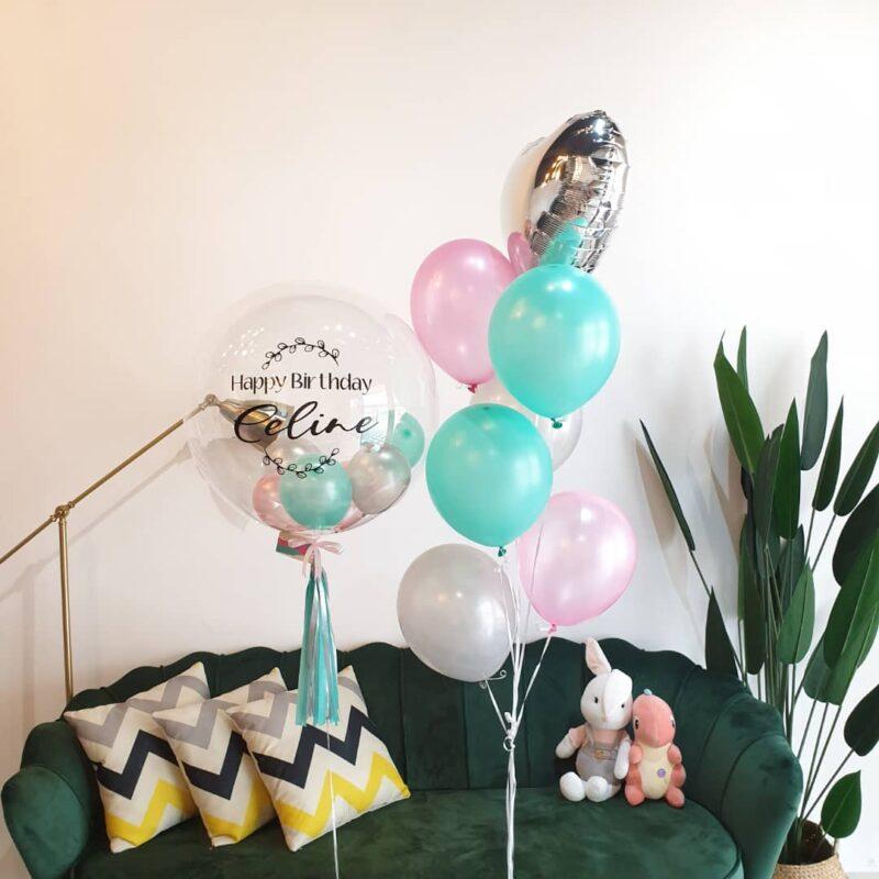 Boble Balloon Bunch