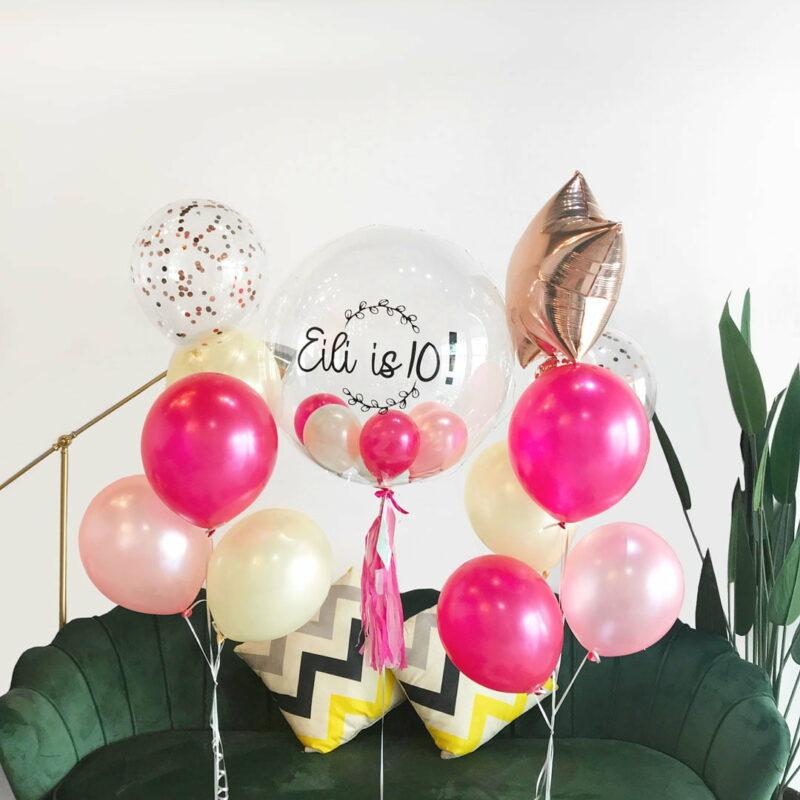 Clara Balloon Bunch