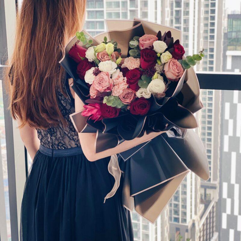 Infinite Love Bouquet