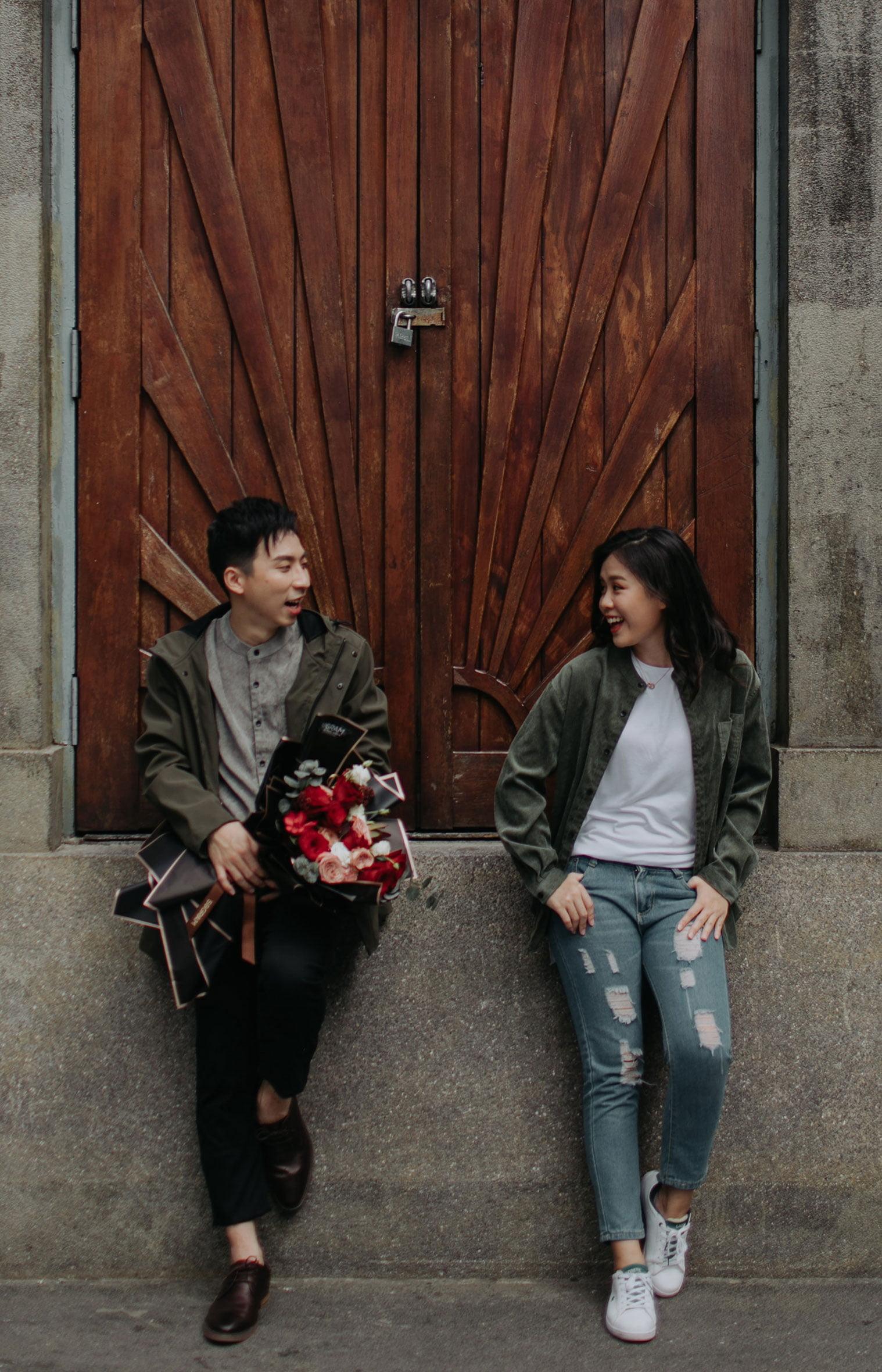 Infinite Love Valentines Bouquet Description 1
