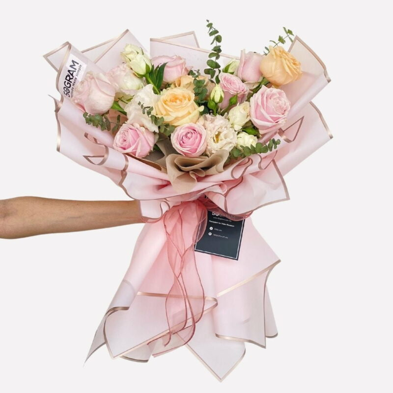 Infinite Romance Bouquet