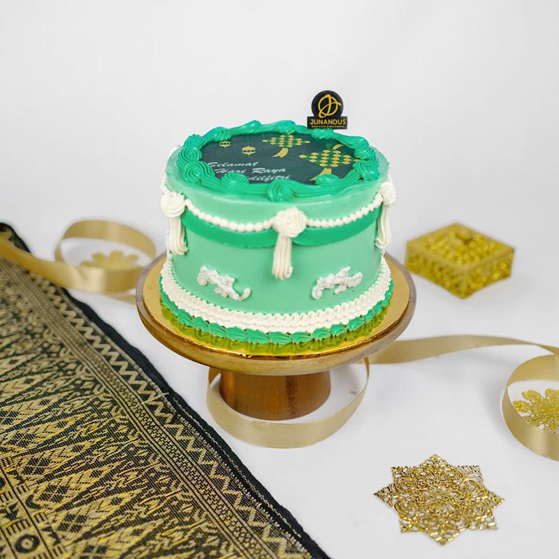 Raya Wishes Designer Cake 1