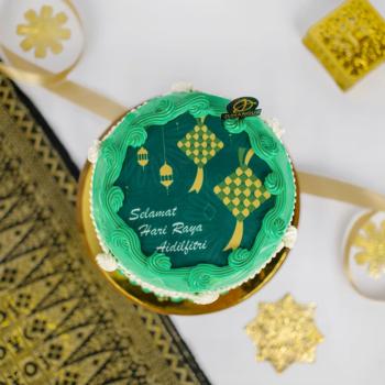 Raya Wishes Designer Cake 2
