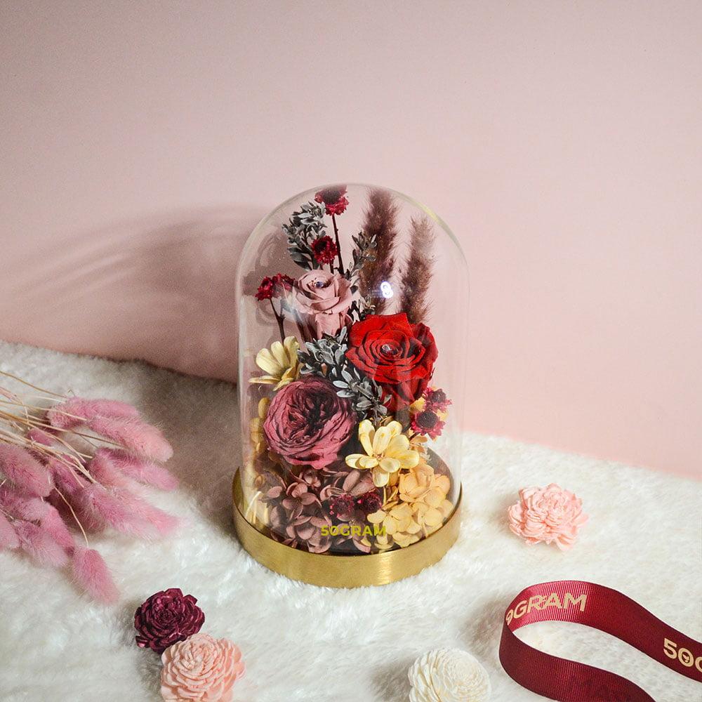 Stability-Preserved-Flower-Glass-Jar