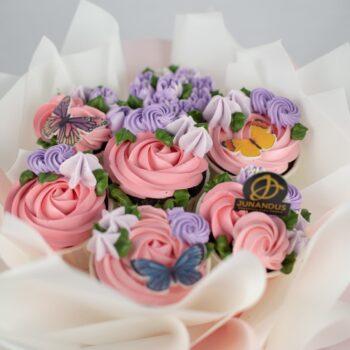 Cupcake Flower Bouquet 2