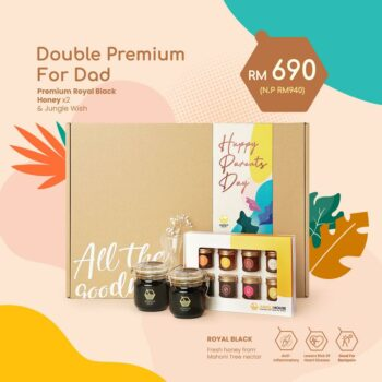 Double Premium For Dad