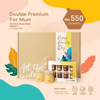 Double Premium For Mum