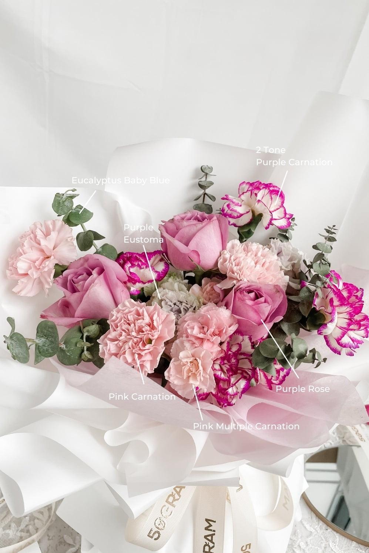 Forever Blossoming 5